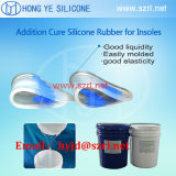Добавление Cure Silicone Rubber для Foot Health Products