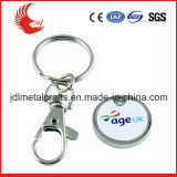 Die Stamping High Quality Metal Shopping Trolley Token Coins