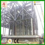 Constructions en acier pré conçues préfabriquées de construction de structure métallique