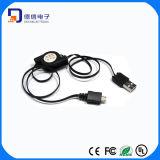 USB 2.0ケーブル(LCCB-047)への最も新しい引き込み式のマイクロUSB