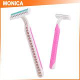 Rasiermesser, das Schaufel-Rasiermesser der Rasierklingen-Maschinen-3 rasiert