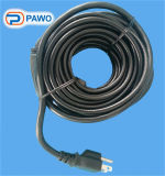 도매 PVC Downspout Heat Cable Roof와 Gutter Deicing Cable