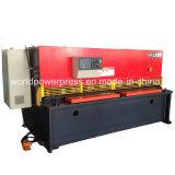 Tipo máquina para corte de metales del oscilación de la hoja hidráulica