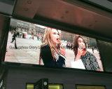 Afficheur LED de côté de route de la rue P16 annonçant l'écran visuel