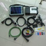 Тележка звезды C5 MB и инструмент автомобиля диагностический