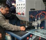 Il doppio automatico di controllo del PLC della Cina fora la perforatrice per vetro