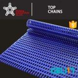 900y-005 Transportband van het Netwerk van de reeks de Plastic/De Plastic Gelijke Modulaire Riemen van de Transportband van het Net