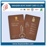 Scheda chiave stampabile laminata PVC per l'identificazione di controllo di accesso