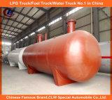 地面10tons LPGの貯蔵タンクの下のASME 20000L LPGの貯蔵タンク