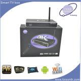 Foison Manufacture 4k 1080P Android Fernsehapparat 2016 Box mit SIM Einbauschlitz-Internet Fernsehapparat Box