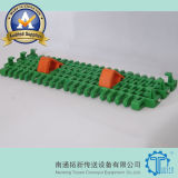 Correia transportadora plástica modular da grade do resplendor do raio Is615