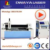 Máquina de estaca quente do laser da fibra do aço inoxidável do CNC das vendas 1000watt