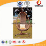 Silla formada huevo del oscilación para al aire libre y de interior (UL-6065)