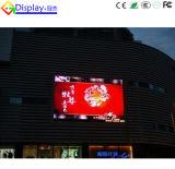 Pantalla de visualización al aire libre a todo color caliente de LED de la venta P6 HD