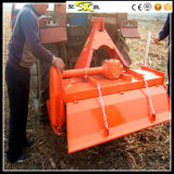 Drehmaschine mit breiten Schaufeln für Stubbling