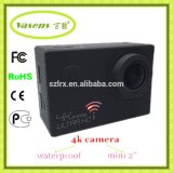 Mini cámara impermeable de la original de los deportes DV 4k WiFi