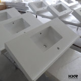 America Modern Bathroom Quartz Vanity Top