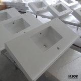 Parte superiore di vanità della stanza da bagno del quarzo della fabbrica della Cina