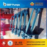 Bomba de água de esgoto ISO9001 do depósito certificada