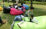 Hot Inwfatable U Shape Square Head Air Sleeping Bag