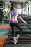 Gymnastiek van het Kostuum van de Yoga van vrouwen draagt de snel Droge de Kleren van de Geschiktheid