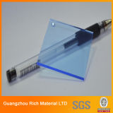 Lichtdurchlässiges blatt-Plexiglas-Acryl-Blatt der Farben-PMMA Plastik