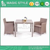 Enjoy Coffee Set Novo design Sling Chair Têxtil cadeira Cadeira de jantar Mesa de jantar (MAGIC STYLE)