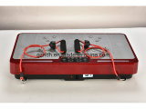 Ultrathin Electric Crazy Fit Massager Vibration Plate Fitness Machine