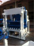 Hohe Leistungsfähigkeits-Straßenbetoniermaschine-Ziegelstein-Block, der Maschine für südafrikanisches herstellt