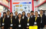 Ventilador de goma Bell de Isuzu 4HK1/6uz1 para el motor del excavador hecho en la fabricación de Japón /China
