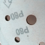 De houten Malende Schijf van de Band van het Oxyde van het Aluminium Magische