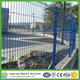 Clôture enduite de jardin de treillis métallique de courbes de poudre de fournisseur de la Chine