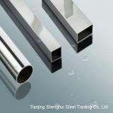 Alta calidad del tubo de acero inoxidable (304, 321, 310)