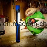 Base magnética de 11 LED del trabajo de la antorcha telescópica extensible Dual-Function de la luz