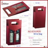 Nuovo sacchetto pieghevole del vino dell'unità di elaborazione 2014 doppio (2310R26)