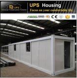 Casa prefabricada del envase del bajo costo de Premade con SABS certificada para el proyecto