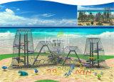 Kaiqi Kind-Abenteuer-Insel-kletterndes Spiel (KQ60114A)