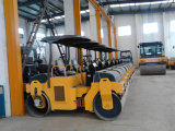 Tandem Vibrating Road Roller (YZC2)の2トンDrive
