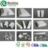 Weiße angestrichene Belüftung-Fenster-Luftschlitz-Blendenverschluss-Teile