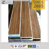 Impermeable autoadhesivo de plástico de madera de PVC de vinilo piso