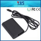 Nuevo tipo cargador del paladio del USB 90W del adaptador de la potencia de C para la salida 20V 4.5A/15V3a/9V3a/5V3a de DELL