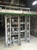 Seis capacidade das séries 192 de gaiola automática cheia da camada