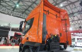 Carro de remolque del alimentador de Iveco 6X4 380HP