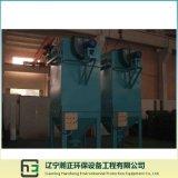 Collettore di polveri del filtro a sacco del Trattamento-Impulso-Getto di corrente d'aria della fornace di frequenza
