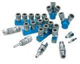 Ajustage de précision rapide de connecteur de tuyau flexible de couplage de coupleur rapide