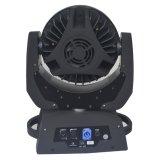 36X12W RGBWA UVled bewegliches Hauptlicht mit Summen-Wäsche-Funktion