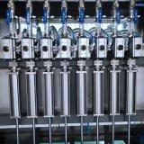 Pneumatische vertikale Stau-Pflanzenöl-Sirup-Füllmaschine