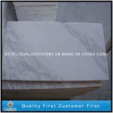 Volakasの大理石、白い大理石、タイルの平板のためのVolakasの白い大理石