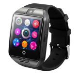 Nouvel élément Curved Screen Bend Screen SIM Card Slot Camera NFC Q18 Smart Watch