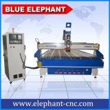 Ele 2140 CNC Roueter древесины 3 осей, маршрутизатор CNC Atc цилиндра воздуха для акрилового вырезывания